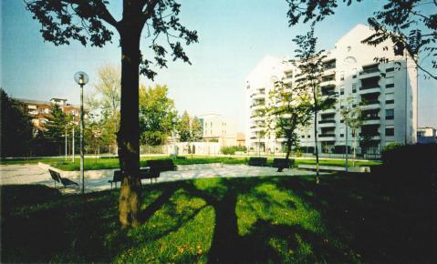 Giardino pubblico Milano